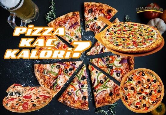 Pizza Kaç Kalori?