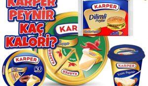 Karper Peynir Kaç Kalori?