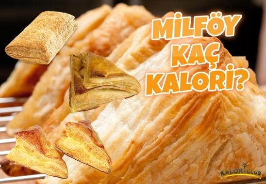 Milföy Kaç Kalori?
