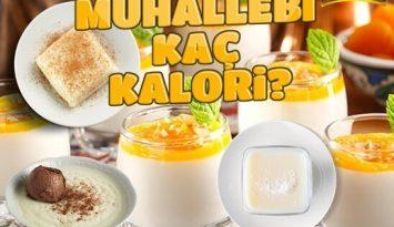 Muhallebi Kaç Kalori?