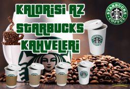 Kalorisi Az Starbucks İçecekleri