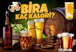 Bira Kaç Kalori? Biranın Besin Değerleri