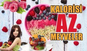 Kalorisi Az Meyveler
