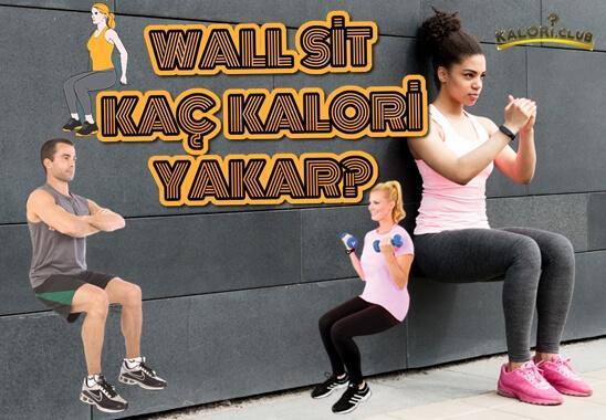 Wall Sit Kaç Kalori Yakar?