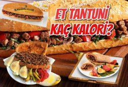 Et Tantuni Kaç Kalori? Kalorisi Ve Besin Değerleri