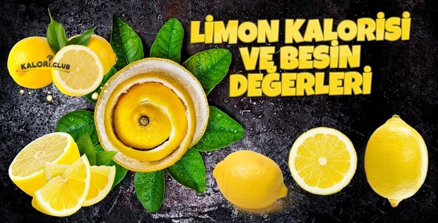 Limon Diyette Yenir mi? Zayıflatır mı? Kilo Aldırır mı?