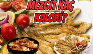 Mezgit Kaç Kalori? Kalorisi ve Besin Değerleri