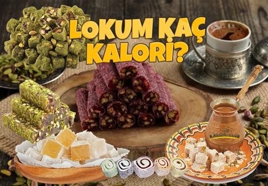 Lokum Kaç Kalori? Kalorisi ve Besin Değerleri