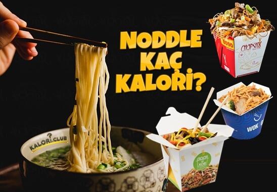 Noodle Kaç Kalori? Kilo Aldırır mı?