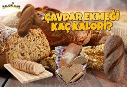 Çavdar Ekmeği Kaç Kalori? Diyette Yenir mi?
