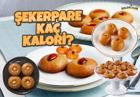 Şekerpare Kaç Kalori? Diyette Yenir mi?